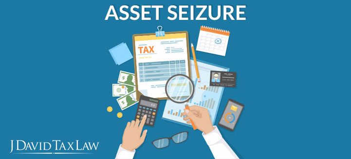 j david tax law can help with asset seizure