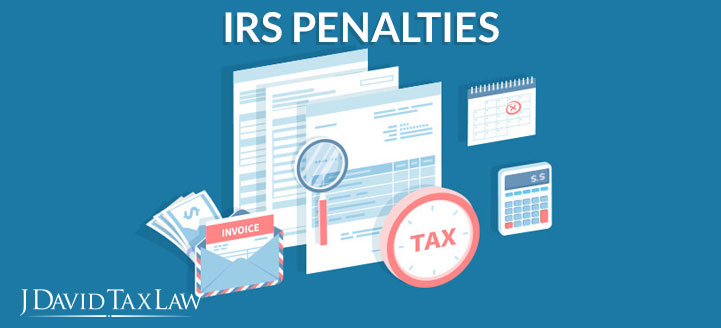 j david tax law can help with irs penalties