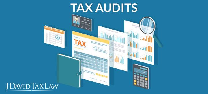 j david tax law can help with tax audits